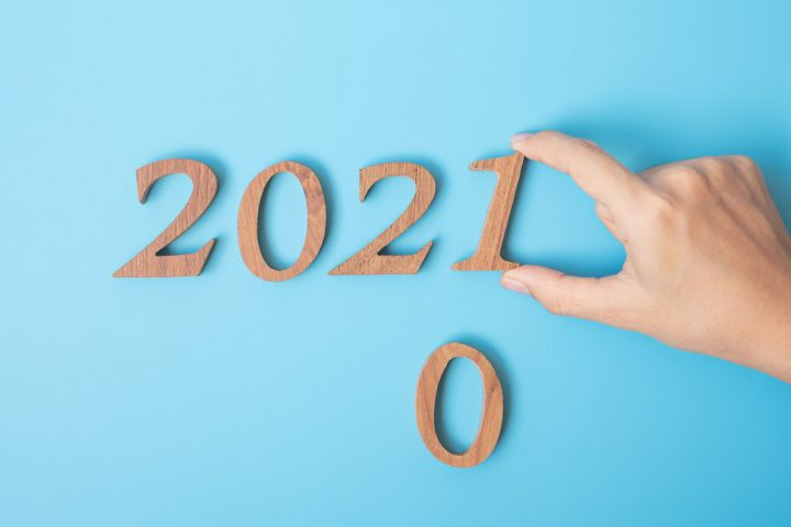 New Year - 2020 to 2021